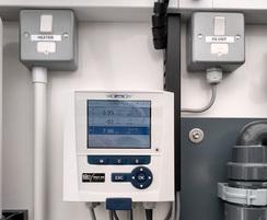 IQ Sensor Net (pH, ORP, Conductivity, Turbidity, Temp)