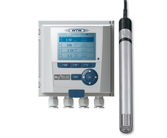DIQ/S284 IQ Sensor Net with Visoturb 700 IQ (turbidity)