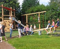 Playground redevelopment, Weedon Park