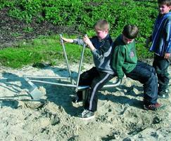 FHS Holztechnik stainless Steel Sand Digger 9058408000