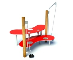 FHS Sand Play Seive Table with Swivel 905840300R