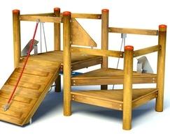 FHS Holztechnik Sand Play Moritz 905820200