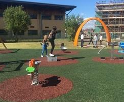 Ollerton interactive playground - Playground
