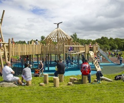 Crannog bespoke inclusive play design