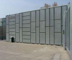 Screening/fencing, CSC Data Centre, Maidstone