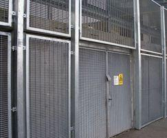 Screening/fencing, Erie Basin, Manchester