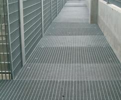Type SP walkway