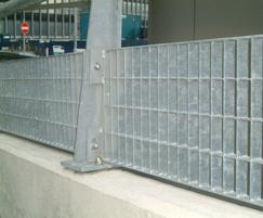 Type N balustrade infills, screening / fencing
