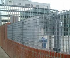 Type N screening / fencing