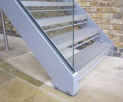 Type SP stair treads