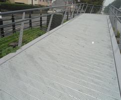 Type O5 - Offaly Footbridge