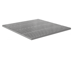 Type O3 perforated planks