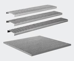 Type O5 perforated planks