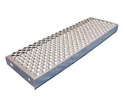 Type 03 is available in galvanised steel and aluminium