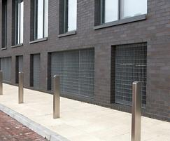 Screening / Fencing, Avon Cosmetics UK Headquarters