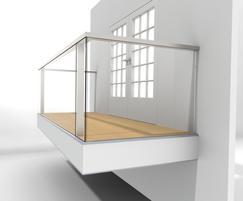 B30 Frame & Infill Panel