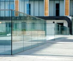 B40 Frameless Glass