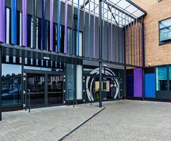 Oasis Academy Arena, Croydon, part of Olympic legacy