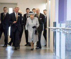 BA Systems: Balustrades fit for a Queen!