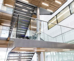 Balustrading for new Project 26 R&D building