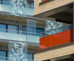 BA systems -  frameless glass balustrades