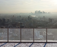 BA Systems: A2 Fire-rated glass for residential buildings over 18M