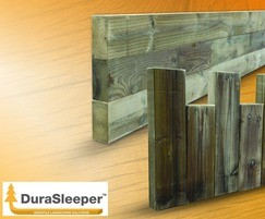 M&M Timber: M&M Timber adds DuraSleeper & DuraEdge timbers to range