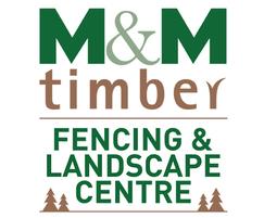 M&M Timber: M&M Timber Fencing & Landscape Centre