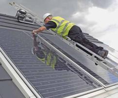 Solar Bridging Ladder enables safer work