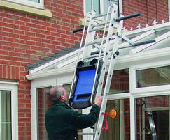 Easi-Dec conservatory access ladder system