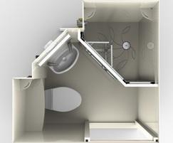 Iona pod - en suite bathroom pod