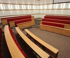 Vario C9 Harvard style lecture theatre
