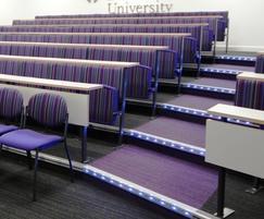 Vario C9 Lecture Theatre with Designer Fabric