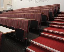 Vario C9 Lecture Theatre with designer fabrics