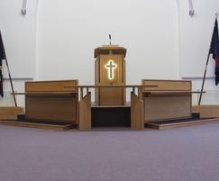 CPS Manufacturing Co: Bespoke stage brings Church's dream true
