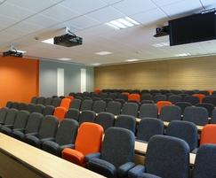 CPS Manufacturing Co: Multi-purpose seating solution for University