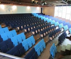 CPS Manufacturing Co: Auditorium installed at prestigious Lake District school