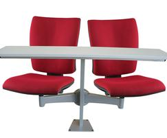 Inova slim frame with opra chair