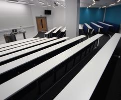 Cadet Lecture Theatre Desking