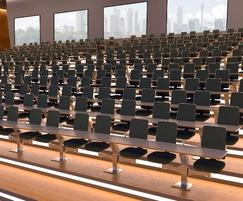 Inova Interactive Seating Impression.