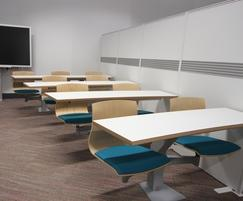 Plasawood Inova Interactive Seating Installation.