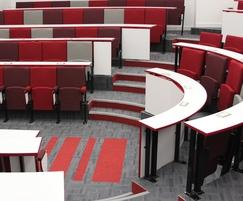 Operator Chair in Harvard style lecture theatre