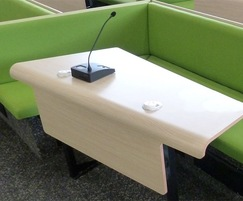 Collaborative bench seating