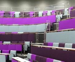 Harvard style seating, Cardiff University