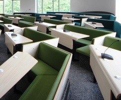 Collaborative bench seating at University of Kent