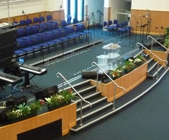 Asset A20 auditorium seating for place of worship
