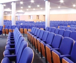 Asset A20 seating is accredited to AIRO standards