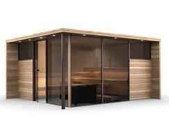 Panorama Sauna Cabin