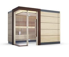 Tylo Passion sauna cabin