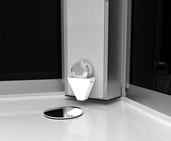 Impressions i170 steam shower waste